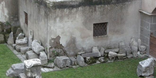 Tempio romano e tempio greco
