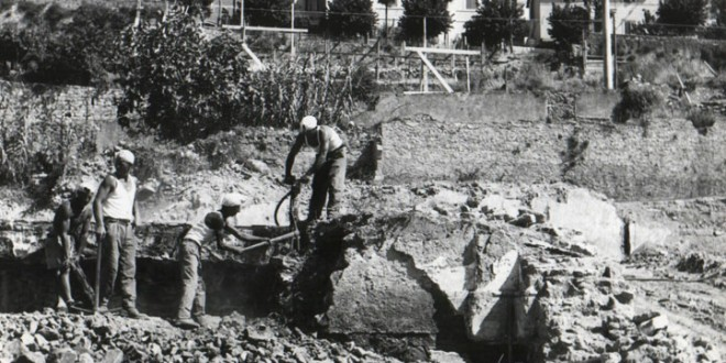 1943-1944: Palestrina bombardata